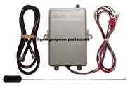 Multi-Code Garage Door and Gate Opener Receiver