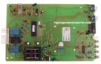 921-3300 Stanley Garage Door Opener Circuit Board