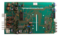 921-3310 Stanley Garage Door Opener 40 MHz Circuit Board